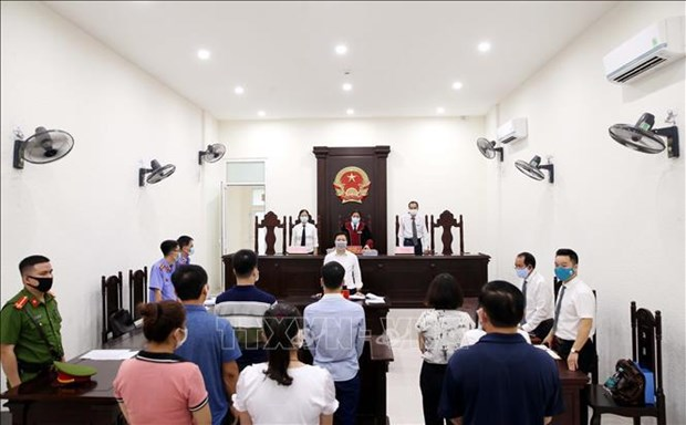 Organisers of illegal emigration to RoK imprisoned hinh anh 1