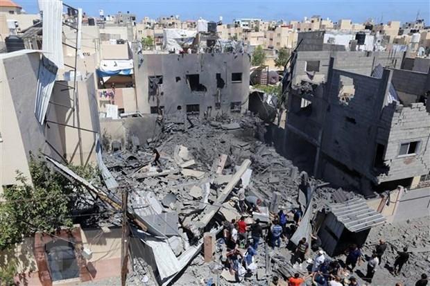 Ambassador: Vietnam welcomes Israel – Hamas ceasefire hinh anh 1