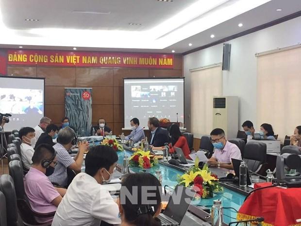 Vietnam, Norway boost marine aquaculture cooperation hinh anh 1