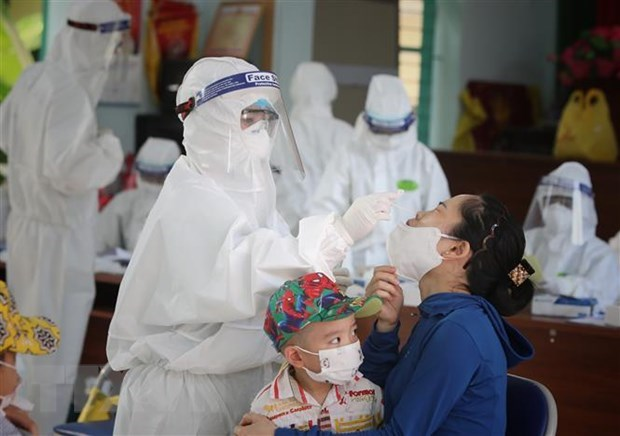 Vietnam records 58 COVID-19 cases on May 21 afternoon hinh anh 1