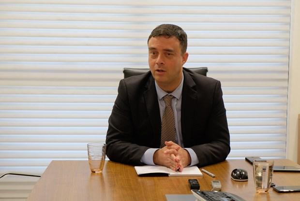 Israeli Ambassador has faith in Vietnam organising elections successfully hinh anh 1