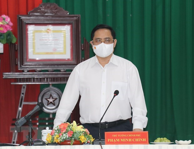 Can Tho's health sector needs to take the lead in COVID-19 prevention, treatment: PM hinh anh 1
