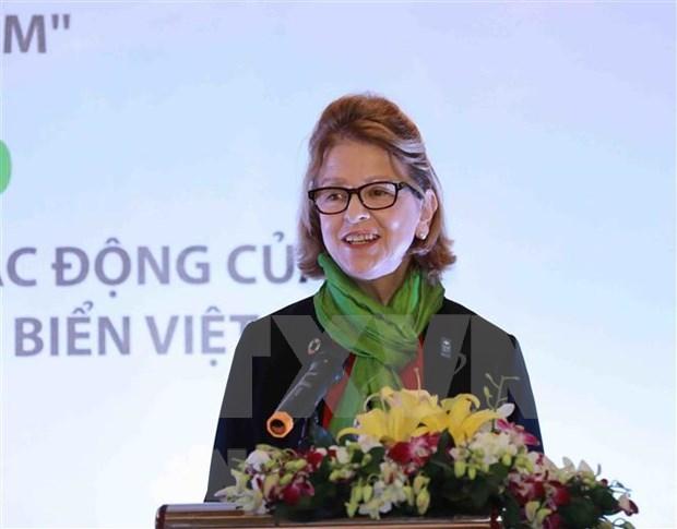 Vietnamese show stronger interest in legislative body: UNDP representative hinh anh 1