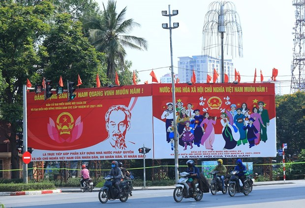 Vietnam bright spot in NA deputy composition diversity: expert hinh anh 1