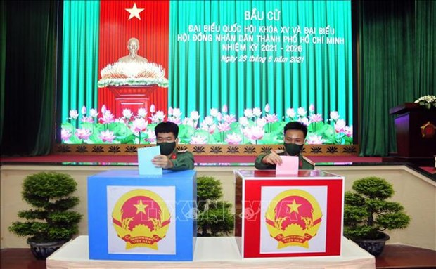 COVID-19 prevention crucial to success of elections hinh anh 2
