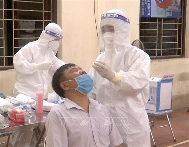 Vietnam adds 22 cases to domestic COVID-19 tally on May 23 noon hinh anh 1