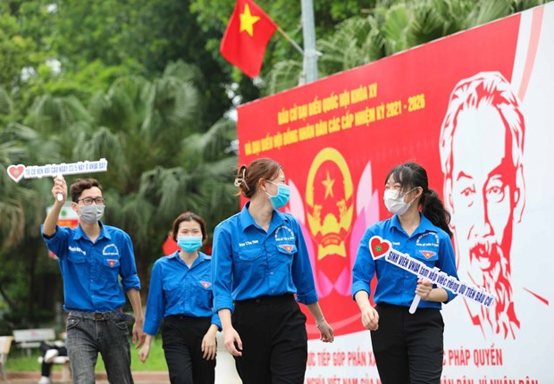 Indonesian, Singaporean scholars comment on Vietnam's NA election hinh anh 1