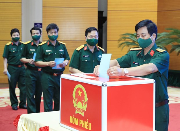 Indonesian, Singaporean scholars comment on Vietnam's NA election hinh anh 2
