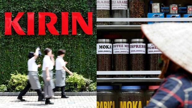 Japanese beverage firm helps coffee growers in Vietnam hinh anh 1