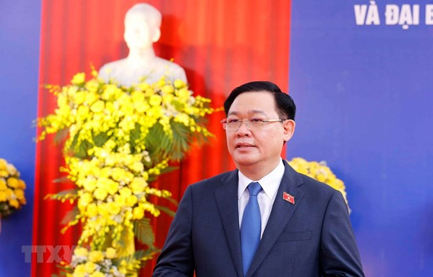 Elections show strength of Vietnamese people: NA Chairman hinh anh 1
