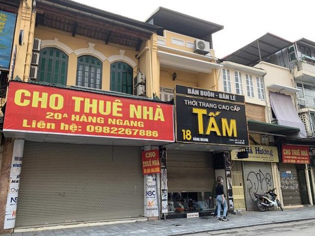 MoF considers easing tax burden on individual landlords hinh anh 1