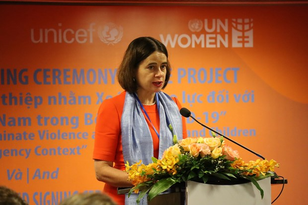 Australian-funded initiative aims to eliminate violence against women, children hinh anh 1