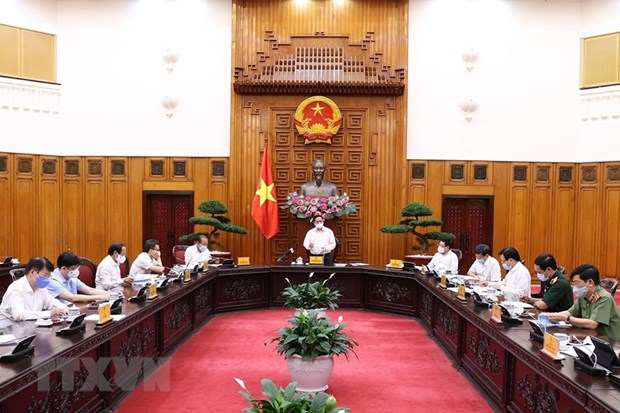 PM suggests forming COVID-19 vaccine fund hinh anh 2