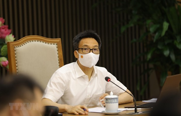 Health declarations compulsory for workers at IPs in pandemic-stricken localities: Deputy PM hinh anh 1