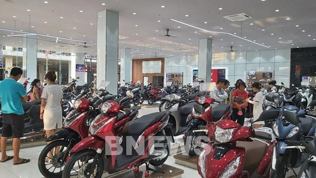 Honda Vietnam joins local COVID-19 fight hinh anh 1