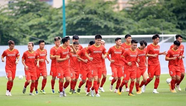 Honda Vietnam stays national football squads' main sponsor hinh anh 1