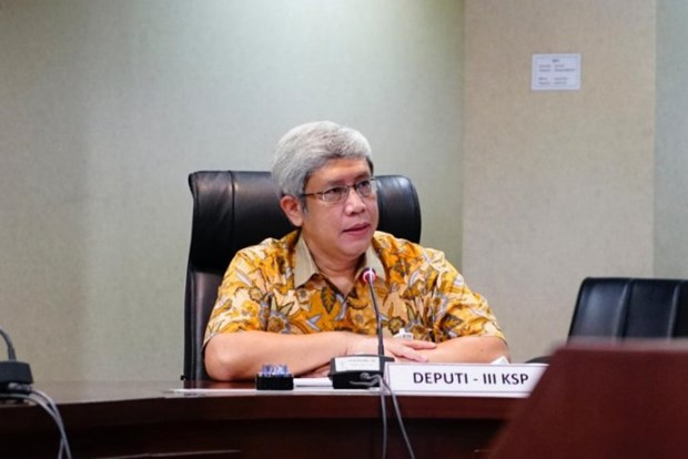 Indonesian government optimistic about economic recovery hinh anh 1