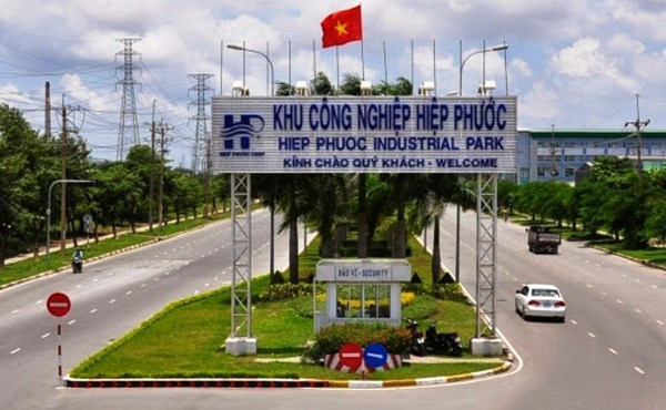 Investment in HCM City's industrial parks up 23 percent hinh anh 1