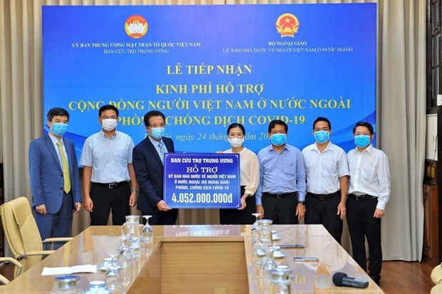 More aid for overseas Vietnamese amid COVID-19 hinh anh 1