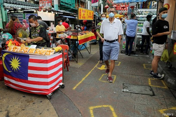 Malaysia's CPI rises 4.7 percent in April hinh anh 1