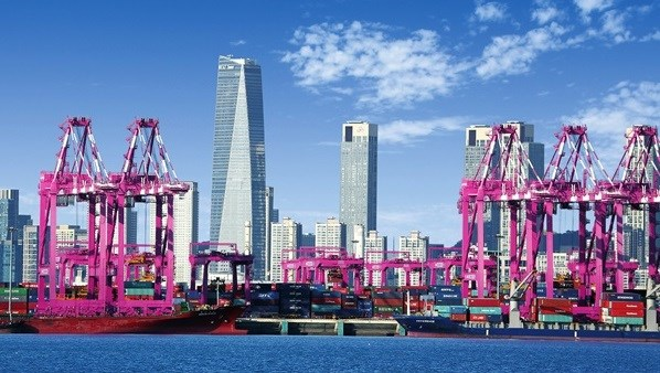 RoK opens new container route to Thailand, Vietnam hinh anh 1
