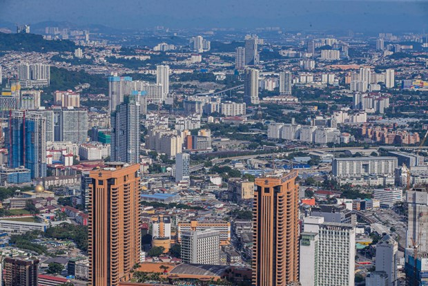 Malaysian minister upbeat about economic growth in 2021 hinh anh 1