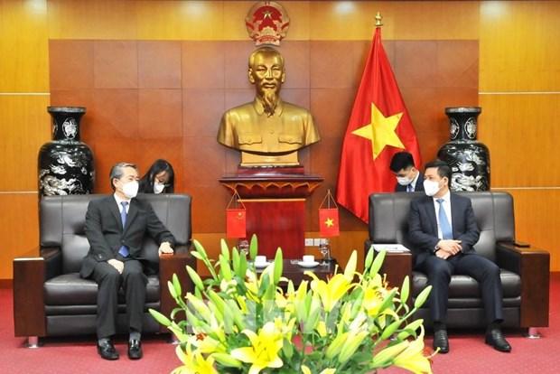 Hin An1 nhằm tạo thuận lợi cho xuất nhập khẩu song phương Việt Nam và Trung Quốc