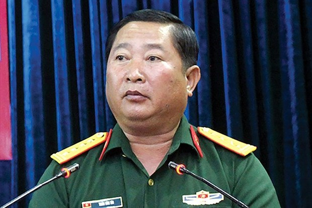 High-ranking military officer dismissed from Party posts hinh anh 1