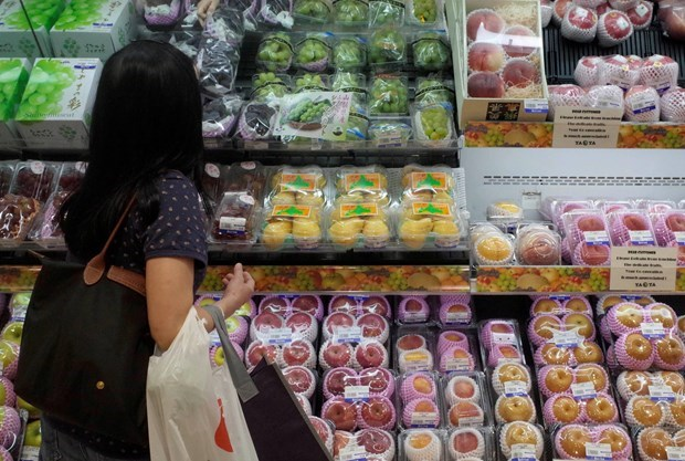 Singapore to lift restriction on food imports from Japan's Fukushima hinh anh 1