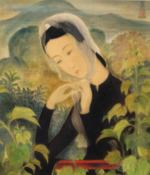 Painting by Le Pho sold for 1.1 million USD at Hong Kong auction hinh anh 2