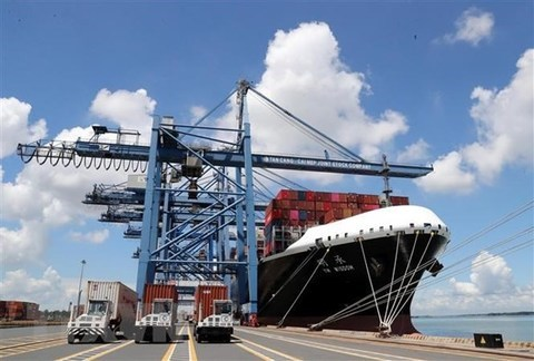 Shipping lines continue to increase fees, firms face more difficulties hinh anh 1