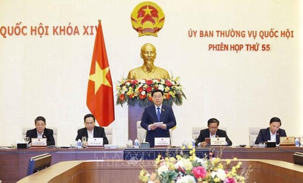 NA Standing Committee's 56th meeting slated for May 27 hinh anh 1