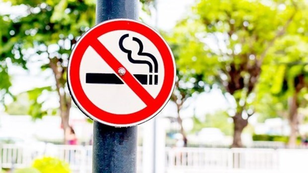 National week launched to raise public awareness about tobacco harm hinh anh 1