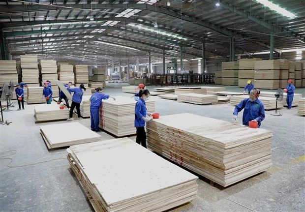 Wood exports post 50.5-percent surge in four months hinh anh 1