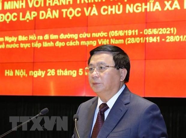 Seminar spotlights Ho Chi Minh's path for national independence, socialism hinh anh 1