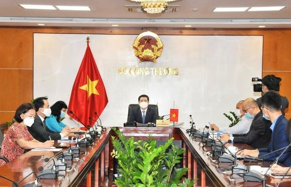 Vietnam, Japan to work closely for effective implementation of CPTPP hinh anh 1