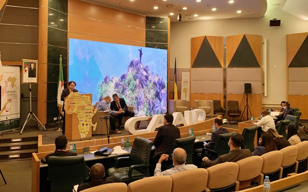 Vietnam seeks trade, investment opportunities in Africa via AFIC7 hinh anh 1