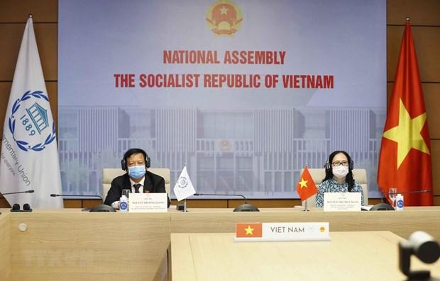 Vietnam attends meeting of Association of Secretaries General of Parliaments hinh anh 1
