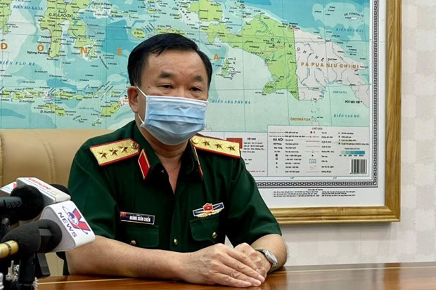 Peacekeeping force helps realise Party's external policy hinh anh 1
