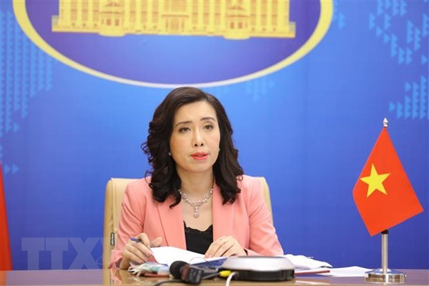 Vietnam acting to ensure workers' rights: Foreign ministry spokesperson hinh anh 1