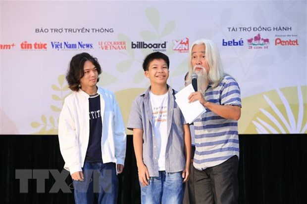 """""""De Men"""" award ceremony to take place on Children's Day hinh anh 1"""