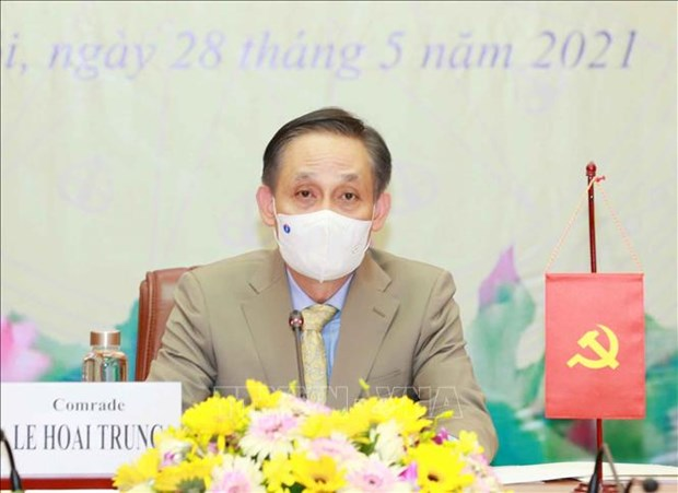 Vietnam wants to deepen ties with Cuban, Russian Parties hinh anh 1
