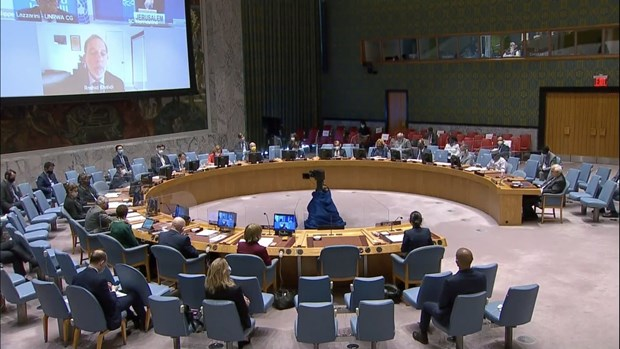 Vietnam calls for resumption of negotiations on Palestine issue hinh anh 2