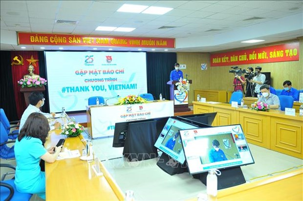 #Thank you Vietnam programme to promote humanitarian values in society hinh anh 1