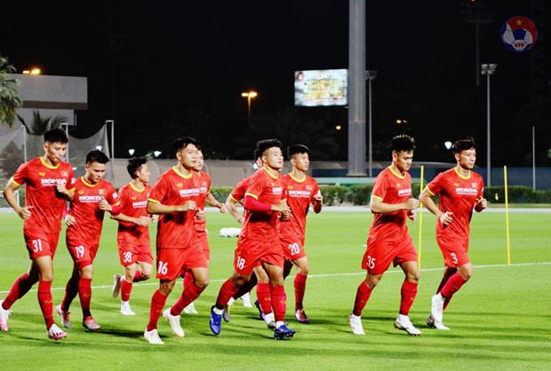 Vietnam determined to win in World Cup qualifiers hinh anh 1