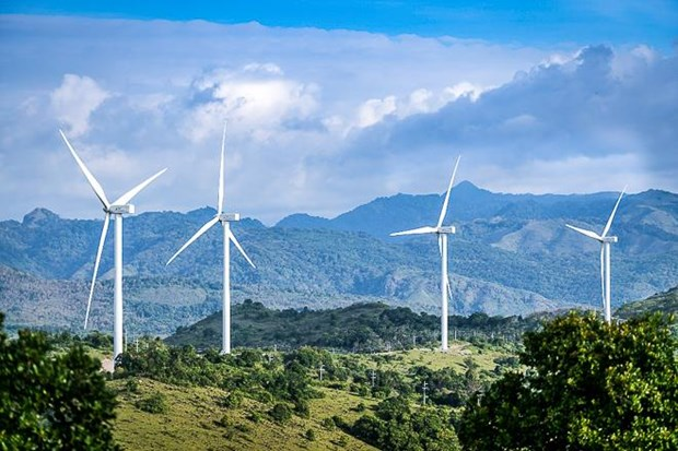 Eight wind power plants in Soc Trang to be finished by October hinh anh 1