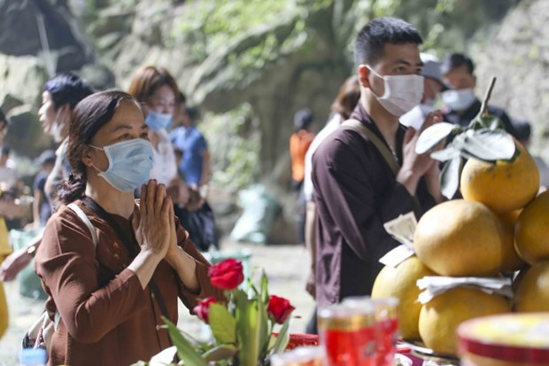 Hanoi suspends religious activities from 0:00 am on May 29 hinh anh 1