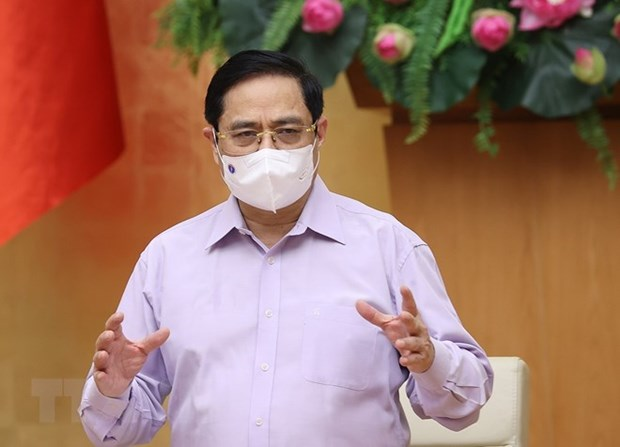 PM orders driving back pandemic in key areas hinh anh 1