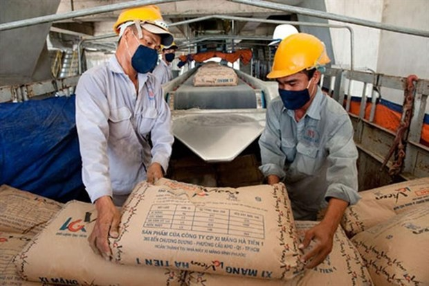 Cement stocks struggle despite surge in product price hinh anh 1