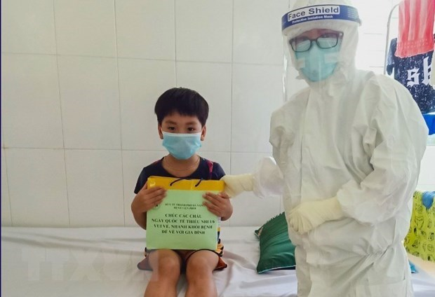 National fund calls for support for quarantined children hinh anh 1
